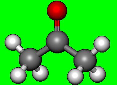 химическая формула ацетона