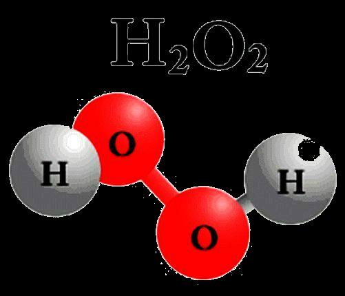 перекись водорода H2O2